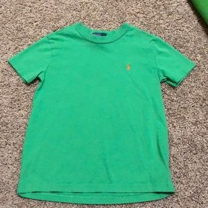Polo tee. Boys Size 6